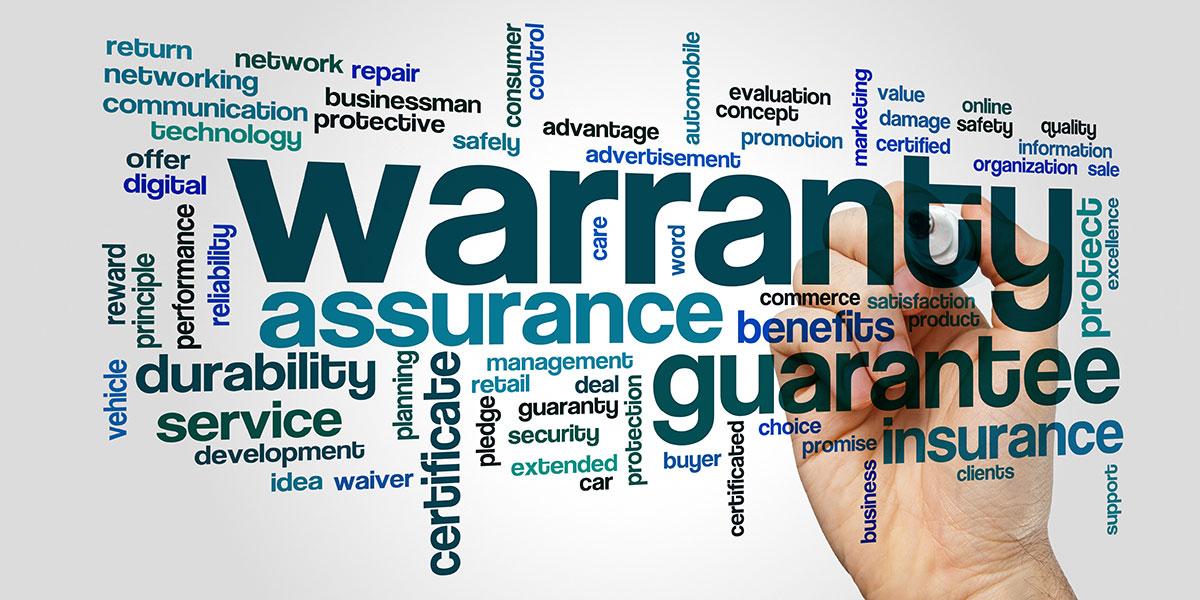 What's In a Warranty?